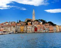 Rovinj - värviline Itaalia sugemetega linn
