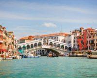 Veneetsia, Suur Kanal ja Rialto sild
