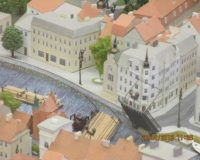 Königsbergi makett