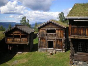 Lillehammer, Maihaugeni vabaõhumuuseum