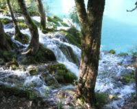 Plitvice vulisevad veed