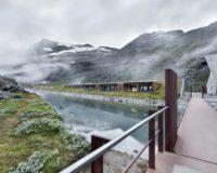 Trollstigen, külastuskeskus