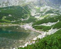Kõrg-Tatrad, Skalnate Pleso. Fotod reisijate erakogust.
