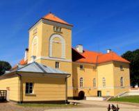 Liivi Ordu loss Ventspilsis