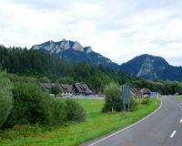 Slovakkia. Pieniny rahvuspark