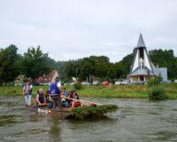 Parvetamine mööda Poola-Slovakkia piirijõge