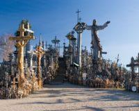 Ristimägi - katoliiklaste pühapaik