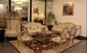 Hotell Roma****, fuajee