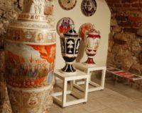 Portselanimuuseumis eksponeeritakse Riia portselanitehase omaaegset toodangut