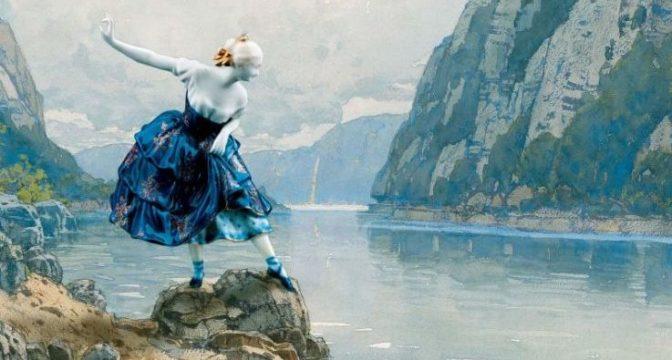 Sinisel Doonaul. Kujundus opera.lv