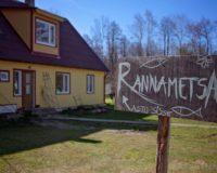 Kihnu. Rannametsa talu. Fotod on pärit Kihnu Räimeretke tutvustavast fotokogust.
