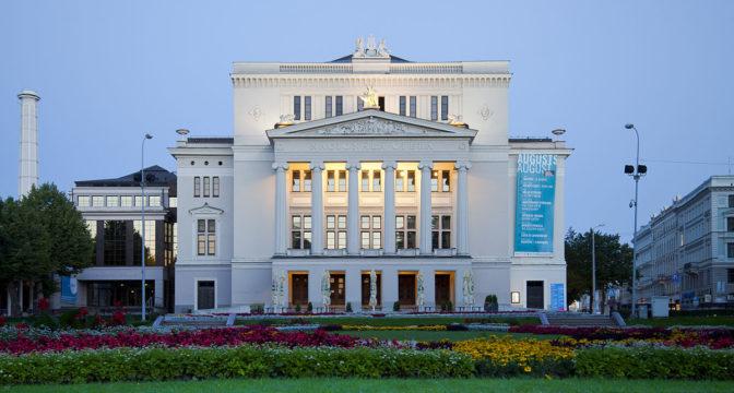 Läti Rahvusooper