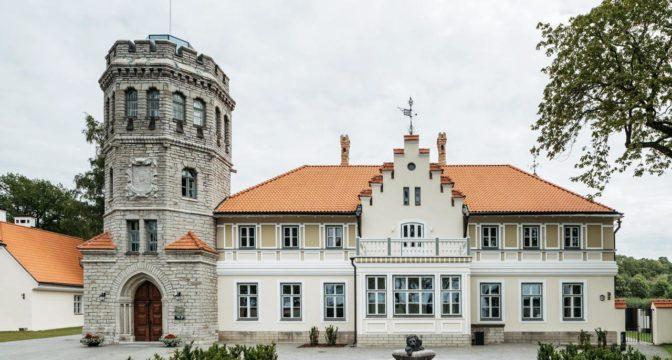 Maarjamäe loss. Foto autor: Tõnu Tunnel