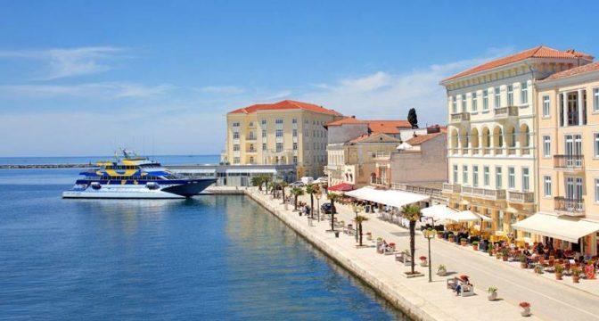 Horvaatia. Reis Aadria mere äärde