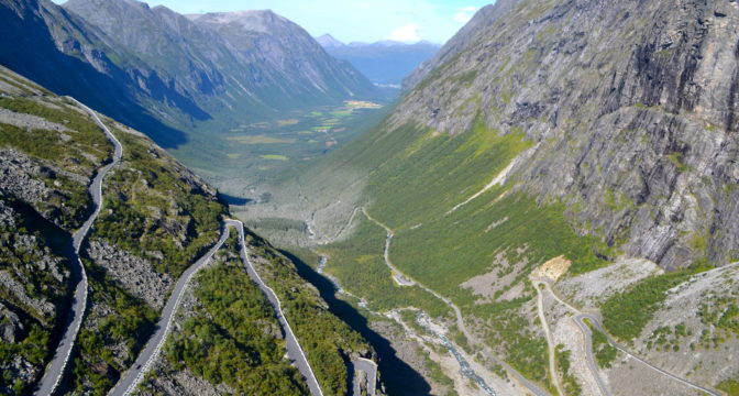 Fjordide maa Norra