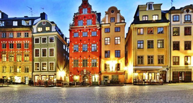 Seenioride erikruiis Stockholmi