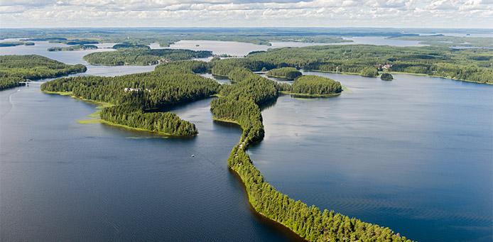 Järvedemaa Lõuna-Soome