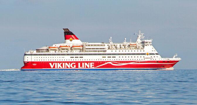 Viking Line`i erikruiis Ahvenamaale